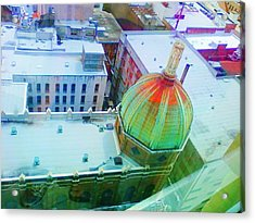 Church Dome II Acrylic Print