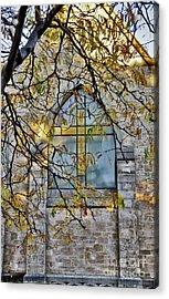 Church Ghost Acrylic Print