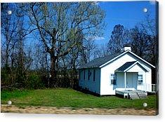 Church Highway 61 Acrylic Print