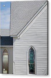 Church In Mabank Acrylic Print