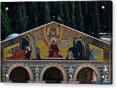 Church Of Gethsemane Acrylic Print