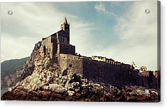 Acrylic Print featuring the photograph Church Of San Pietro by Joseph Westrupp