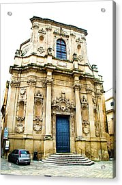 Church Of St Chiari Acrylic Print