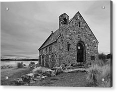 Church Of The Good Shepherd Acrylic Print by Andrea Cadwallader