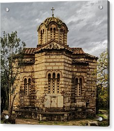 Church Of The Holy Apostles Acrylic Print