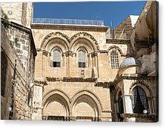 Church Of The Holy Sepulchre Acrylic Print