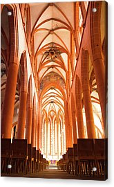 Church Of The Holy Spirit Acrylic Print