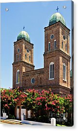 Acrylic Print featuring the photograph Church Of The Immaculate Conception Three by Ken Frischkorn