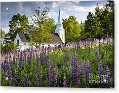 Church On Sugar Hill Acrylic Print