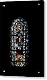 Church Window  Acrylic Print by Tommytechno Sweden