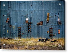 Chutes And Ladders Acrylic Print