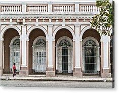Cienfuegos Arches Acrylic Print