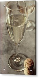 Cin Cin Champagne Therapy Acrylic Print by JAMART Photography