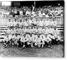 Cincinnati Reds, Baseball Team, 1919 Acrylic Print by Everett