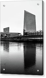 Cira Centre - Philadelphia Urban Photography Acrylic Print