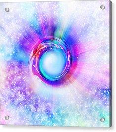 Circle Eye  Acrylic Print