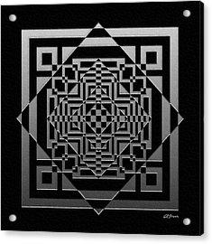 Circuitry Acrylic Print
