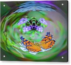 Circularity Acrylic Print