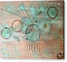 Circumnavigate Acrylic Print