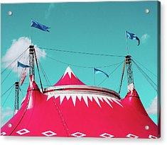 Circus Acrylic Print by Dylan Murphy
