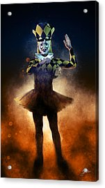 Circus Of Horrors - Doll Corpse Acrylic Print
