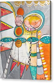 Circus One Acrylic Print