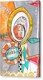 Circus Two Acrylic Print
