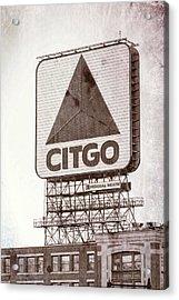 Citgo Sox #2 Acrylic Print