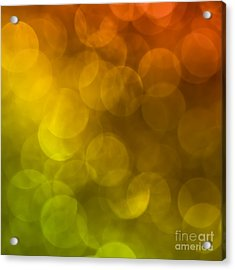 Acrylic Print featuring the photograph Citrus 2 by Jan Bickerton