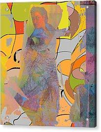 Citrus Acrylic Print by Adam Kissel