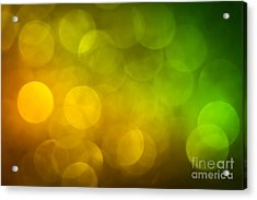 Acrylic Print featuring the photograph Citrus by Jan Bickerton