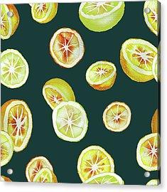 Citrus Acrylic Print