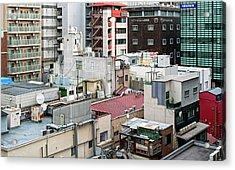 City 492 Acrylic Print