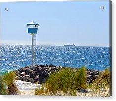 City Beach, Western Australia Acrylic Print
