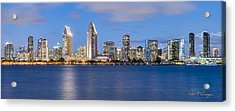 City Beautiful Acrylic Print
