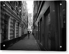 Acrylic Print featuring the photograph City Center 4 by Scott Hovind