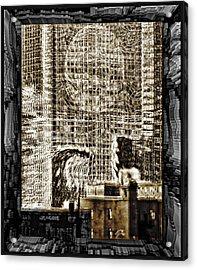 City Escape Acrylic Print