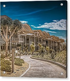 Newport Beach California City Hall Acrylic Print