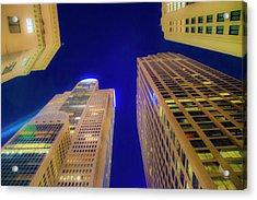 City Night Acrylic Print