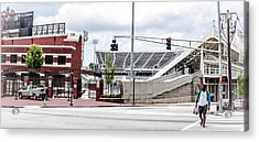City Stadium Acrylic Print