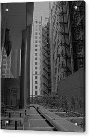 Cityscape I Acrylic Print