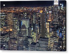 Cityscape Acrylic Print by Jason Pierce Photography (jasonpiercephotography.com)