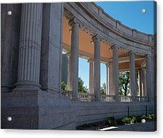 Civic Center Park Denver Co Acrylic Print by Steve Gadomski