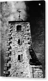 Clackmannan Tollbooth Tower Acrylic Print by Jeremy Lavender Photography
