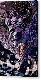 Claiming Lost Souls  Acrylic Print by Ian Gledhill