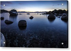 Clarity Acrylic Print by Brad Scott