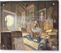 Clarity Acrylic Print by Jeff Brimley