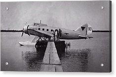 Clark Ga-43 Acrylic Print