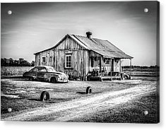 Clarksdale, Ms Acrylic Print by EG Kight