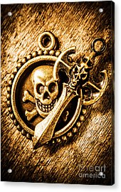 Clash Of The Dead Acrylic Print by Jorgo Photography - Wall Art Gallery